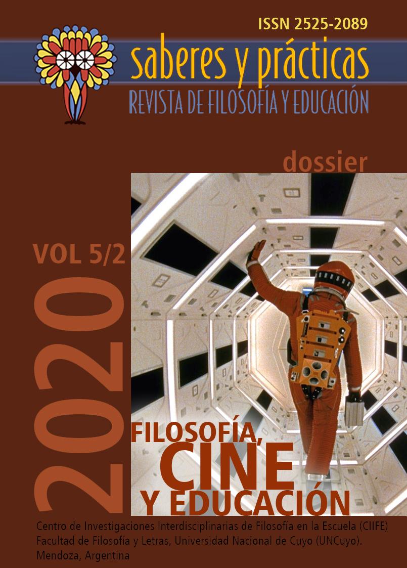 Saberes y prácticas. Revista de filosofía y educación. Volumen 5 Nº 2