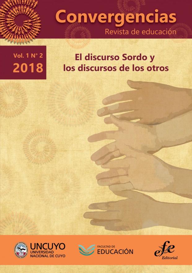 Ver Vol. 1 Núm. 2 (2018): EL DISCURSO SORDO Y EL DISCURSO DE LOS OTROS