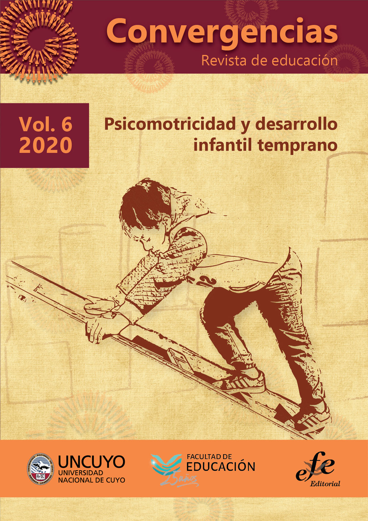 Ver Vol. 3 Núm. 6 (2020): Psicomotricidad y desarrollo infantil temprano