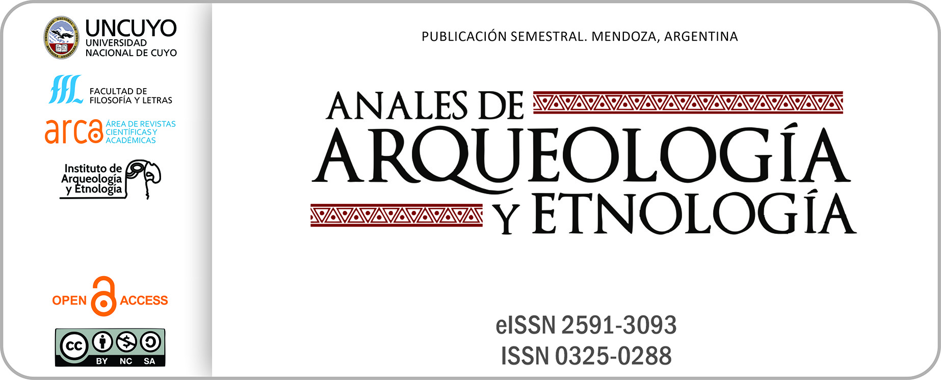 Revista Anales de Arqueología y Etnología