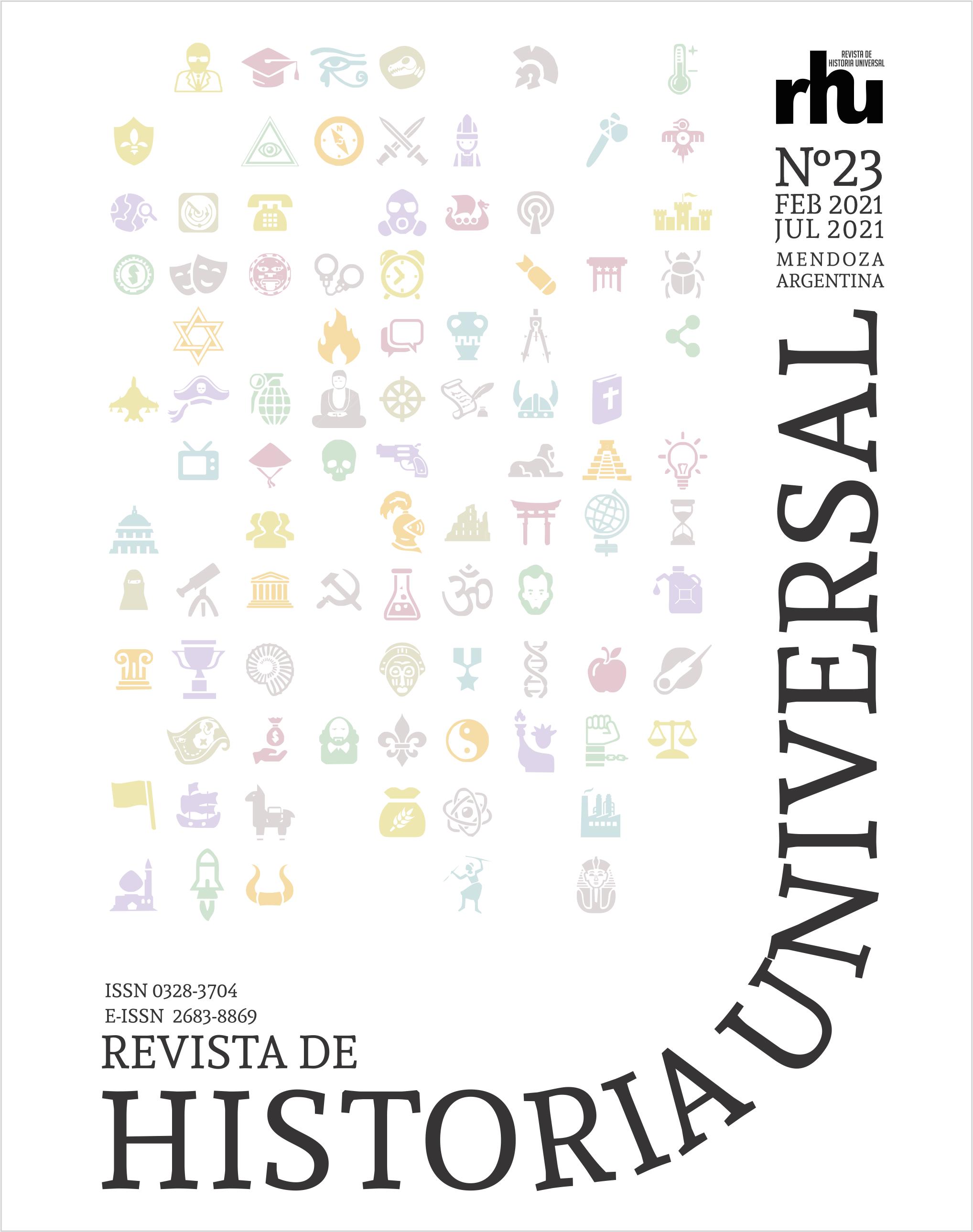 Ver Vol. 1 Núm. 23 (2021)