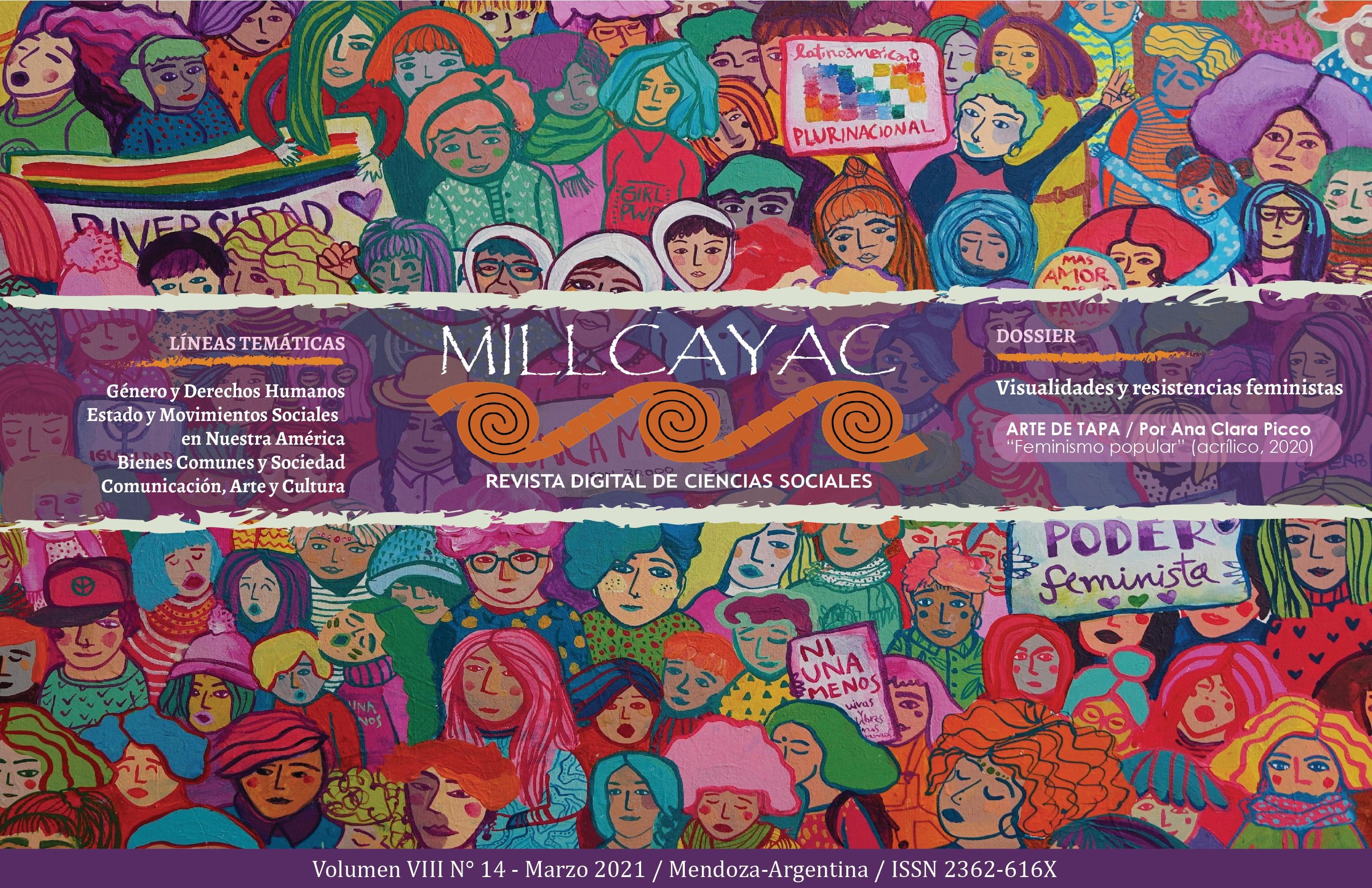 Ver Vol. 8 Núm. 14 (2021): Millcayac Revista Digital de Ciencias Sociales (marzo-agosto)