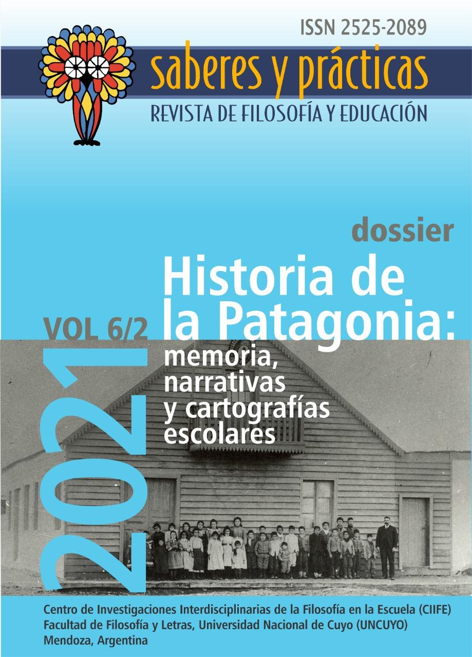 Ver Vol. 6 Núm. 2 (2021): Dossier: Historia de la Patagonia: memoria, narrativas y cartografías escolares (Publicación continua)