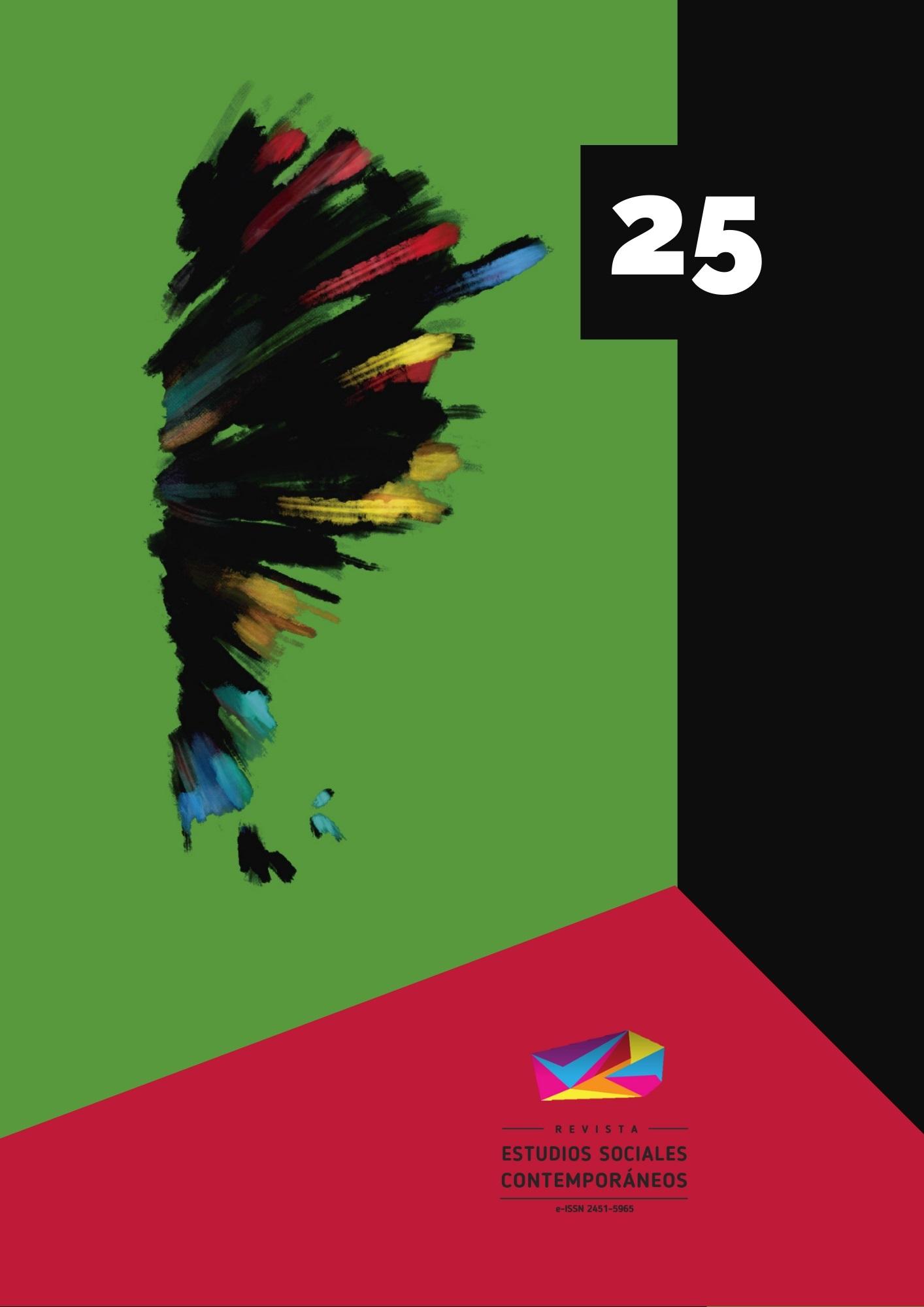 Ver Núm. 25 (2021): Argentina y la dinámica migratoria en los últimos 20 años. Procesos, estrategias y contextos