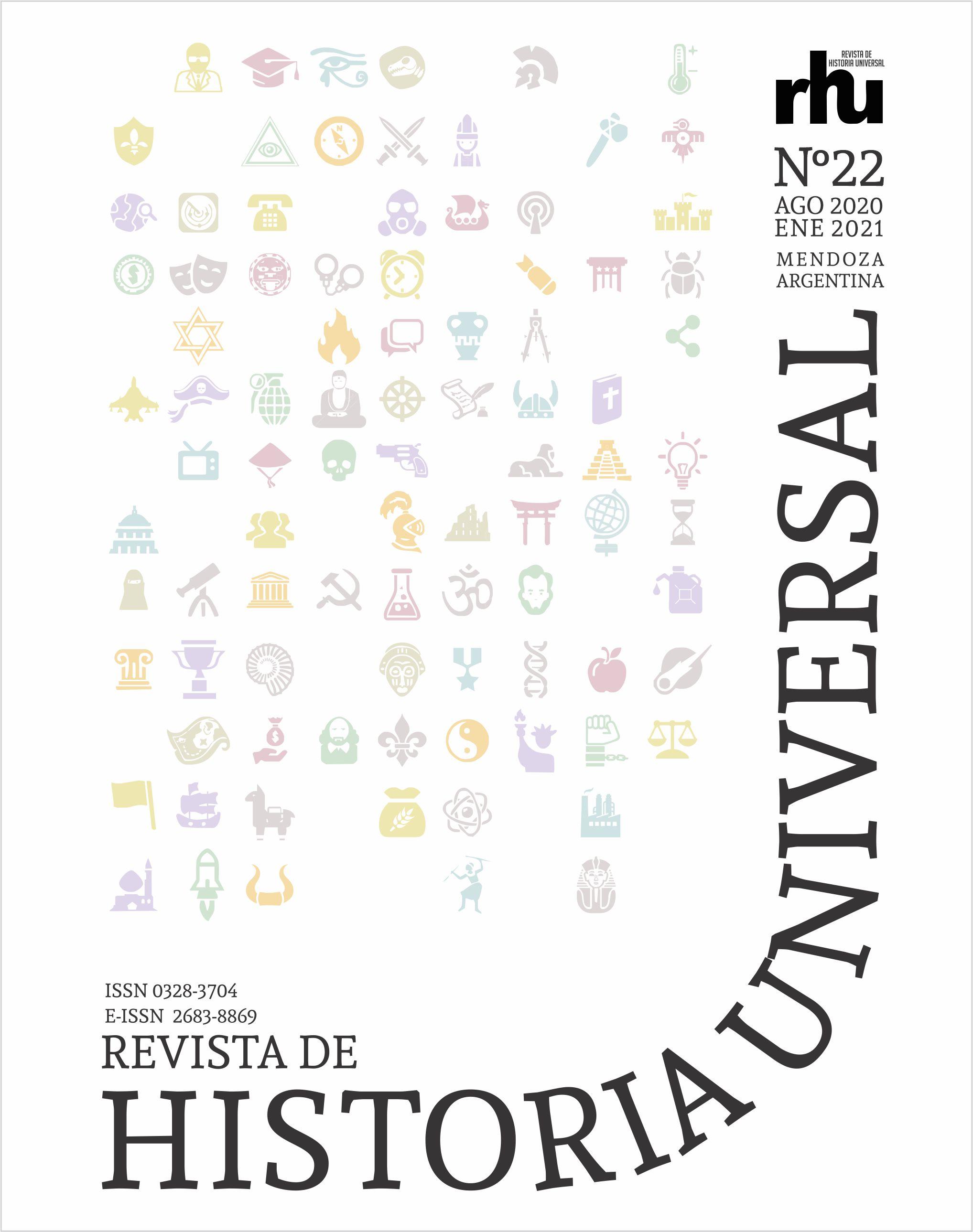 Ver Núm. 22 (2020)