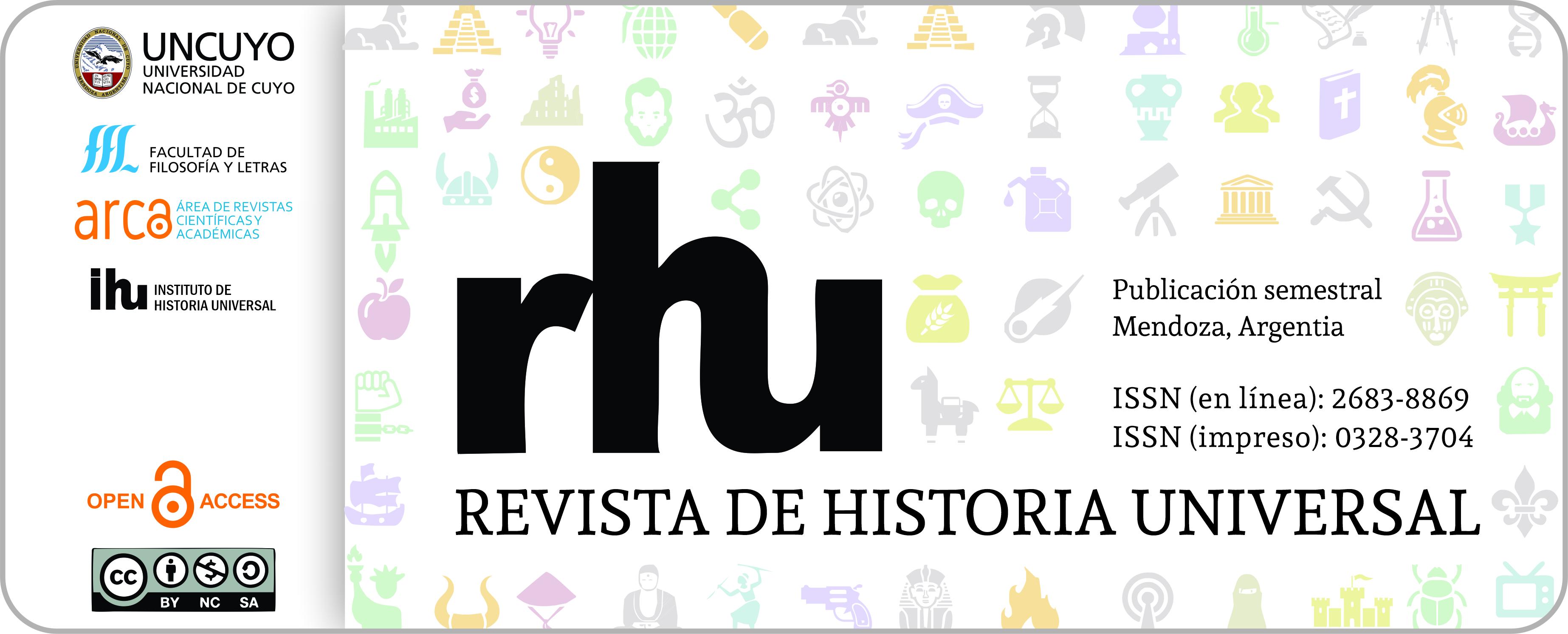 Revista de Historia Universal